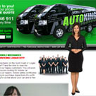 Auto King web presenter