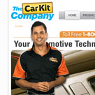 The Carkit Company web presenter
