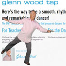 Glenn Wood Tap web presenter