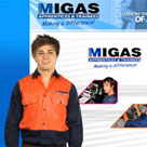 Migas web presenter