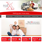 Redx Removalist business facebook page
