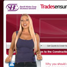 Tradesensurance web presenter